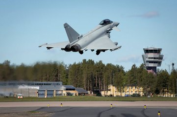 Paris Air Show: Eurofighter launches long-term capability drive