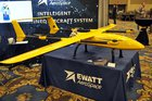 Commercial UAV Expo 2018: New Ewatt delivery drone makes debut