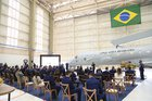 Brazilian Air Force receives first E-99M