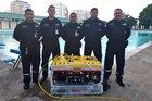 Colombian Navy fields Falcon ROV