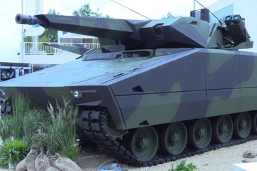 Eurosatory 2018: Rheinmetall unveils new Lynx in the family (video)