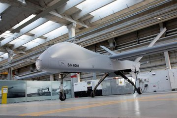 Egypt seeks more advanced UAV capabilities