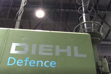 IDEX 2019: Falcon mid-range air defence system revealed (video)