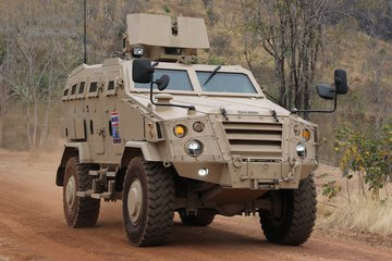 D&S 2019: Armoured vehicle production grows in Thailand