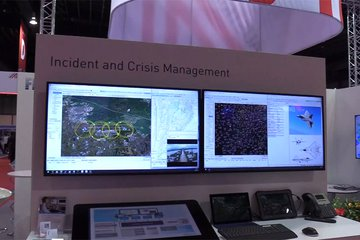 Singapore Airshow 2018: Frequentis highlights crisis management system (video)