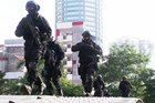 Malaysian special forces search for small arms