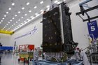 Latest GPS III satellite blasts off for Space Force