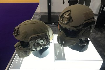 DSEI 2019: Gentex presents USSOCOM solution to international audience