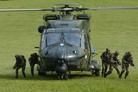 German Army begins hot and high training flights in New Mexico
