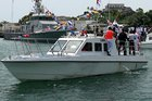 Ghana Navy commissions new patrol craft