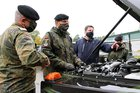 German Army receives new off-road vehicles for training