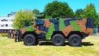 French army presented with first Griffon 6x6