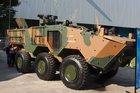 LAAD 2019: Guarani vehicle programme slogs on