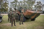 Argentina relies on elderly M113s while it mulls wheeled APC choices