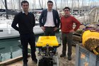 ECA Group delivers H300V ROV to Ultrasea