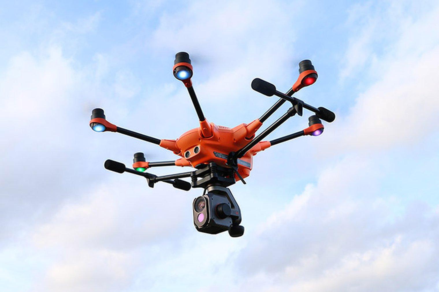 Yuneec, Mobilicom team for advanced UAS - Unmanned ...