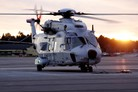 Sweden accepts first mission-capable NH90