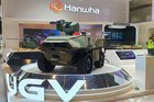 IDEX 2021: South Korean UGV makes overseas debut
