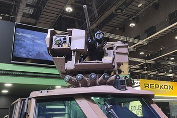 IDEX 2021: Arquus seeks broader interest in Hornet