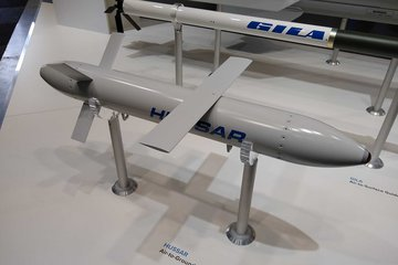 Paris Air Show: Diehl's Safran deal proposes new glide munition