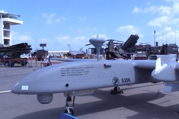 Singapore Airshow 2018: IAI enhances Heron (video)