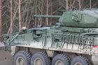 Deliveries conclude for Stryker 30mm guns