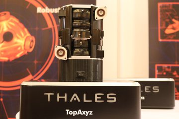 ADECS 2019: Thales push for 'top' navigation billing (video)