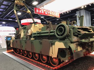 AUSA 2018: BAE Systems offers glimpse at possible M88A3
