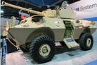 AUSA 2013: Textron unveils new direct fire Commando vehicle