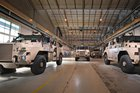 Additional Bushmasters arrive in Japan
