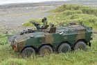 Japan looks farther afield for next wheeled APC