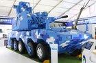 Zhuhai Air Show 2018: Naval air defence gun becomes a landlubber