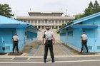North Korea blows up frontline bunkers