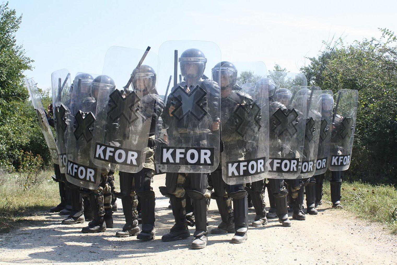 US backs Kosovo's plan to create an army - LWI - Land