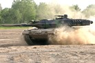 German tanks destined for Indonesia