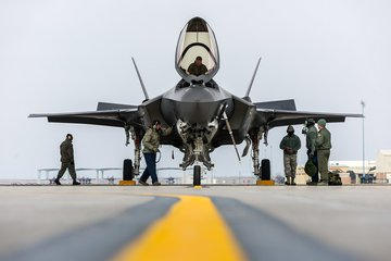 vIITSEC 2020: Lockheed to expand F-35 DMO links