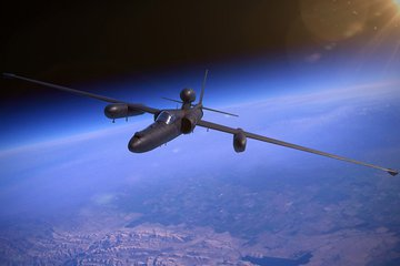 U-2 Dragon Lady shows plenty of life