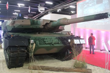 MSPO2019: Modernised Leopard 2PL makes European debut