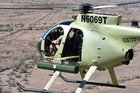 Thales' FZ220 receives qualification for MD 530G