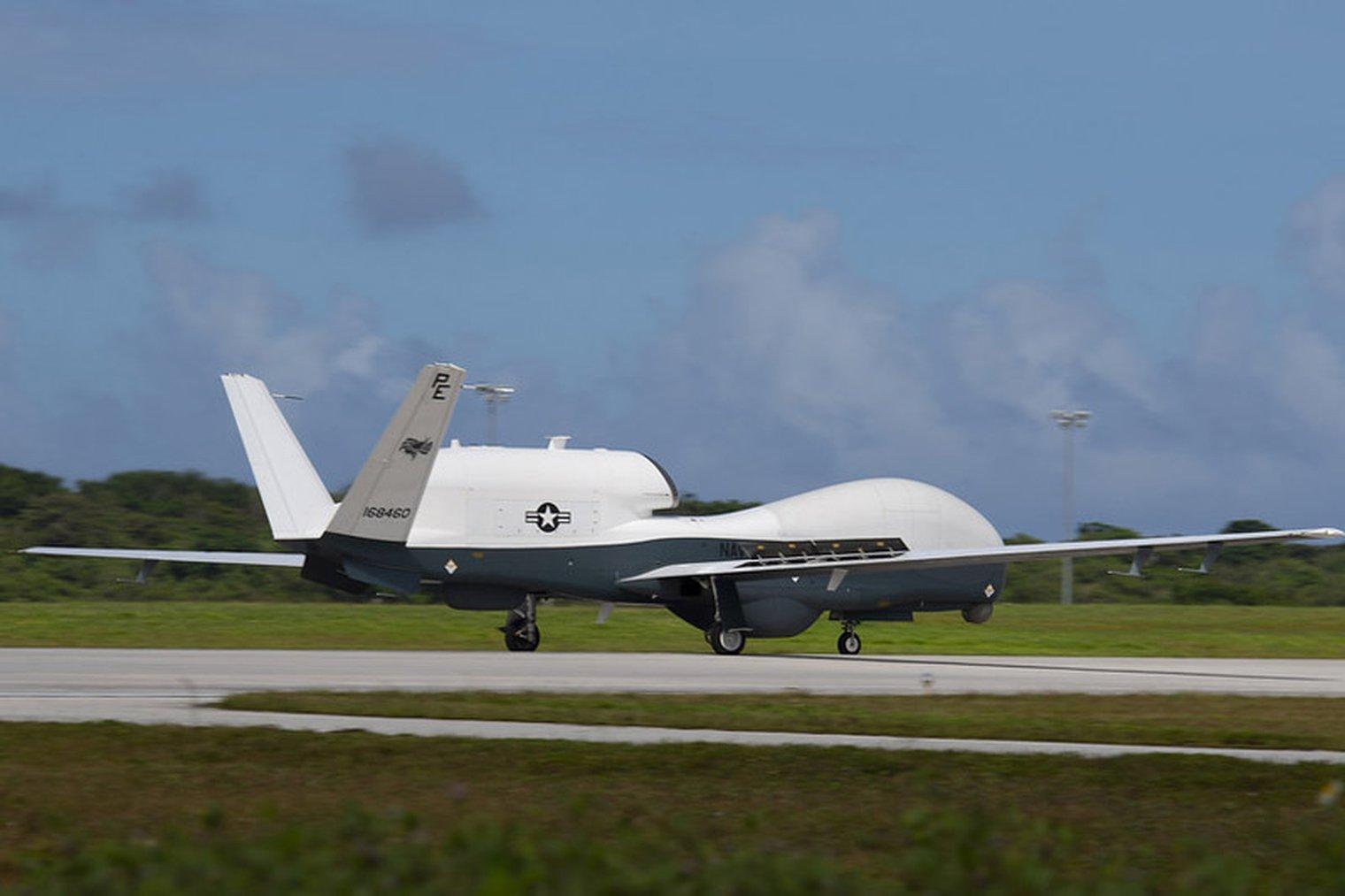 Navy, Northrop Grumman Develop Sense and Avoid for