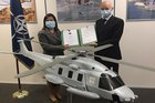 NATO puts pen to paper on German naval helicopter order
