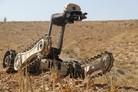 AUSA 2013: UGV optimised for harsh terrain showcased