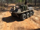GDLS awarded UGV contract by British Army