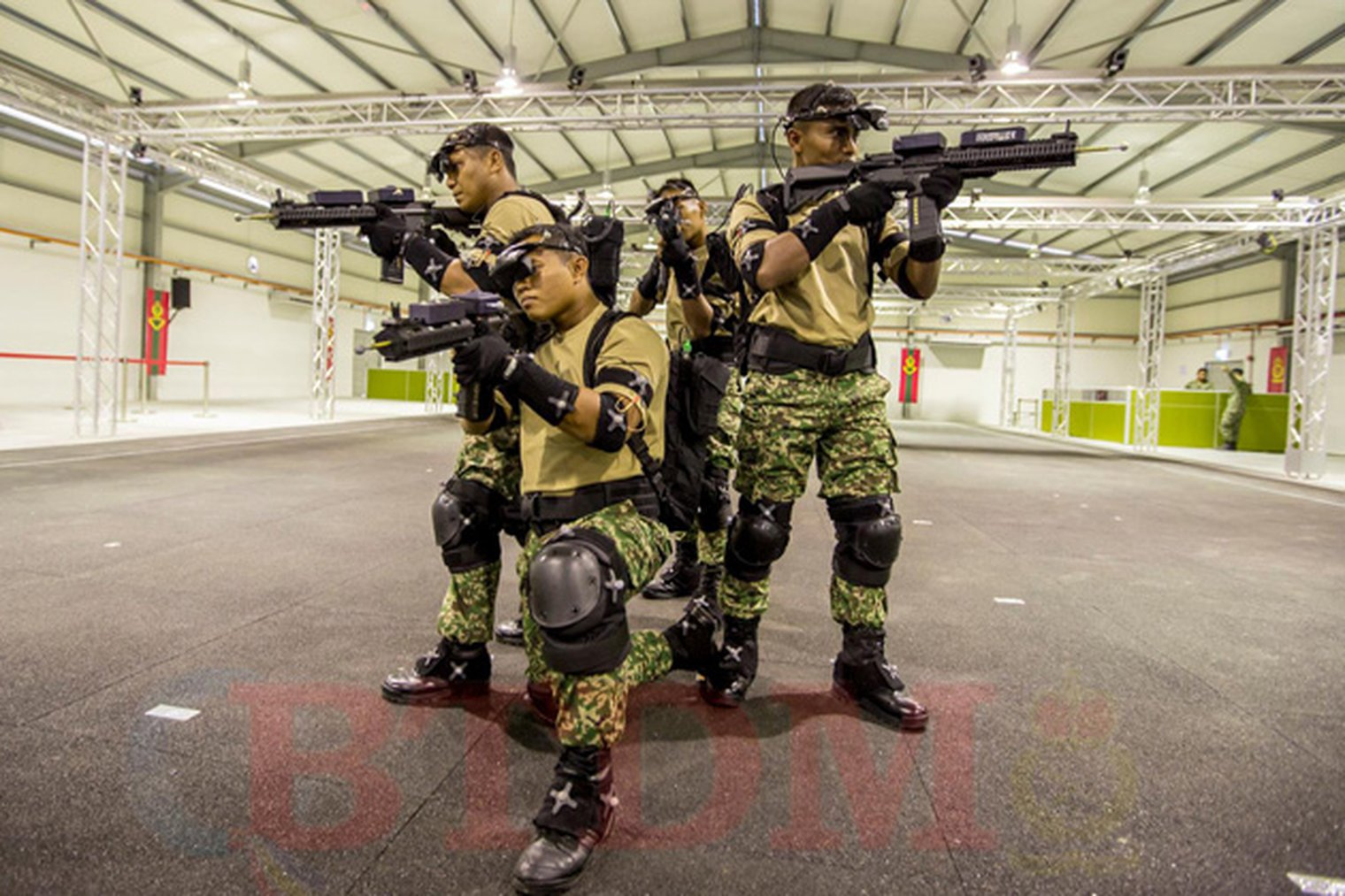 Malaysian Army inducts simulation system - Training ...