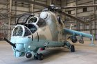 Afghanistan receives Indian-funded Mi-24V helicopters