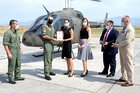 Montenegro accepts first Bell 505