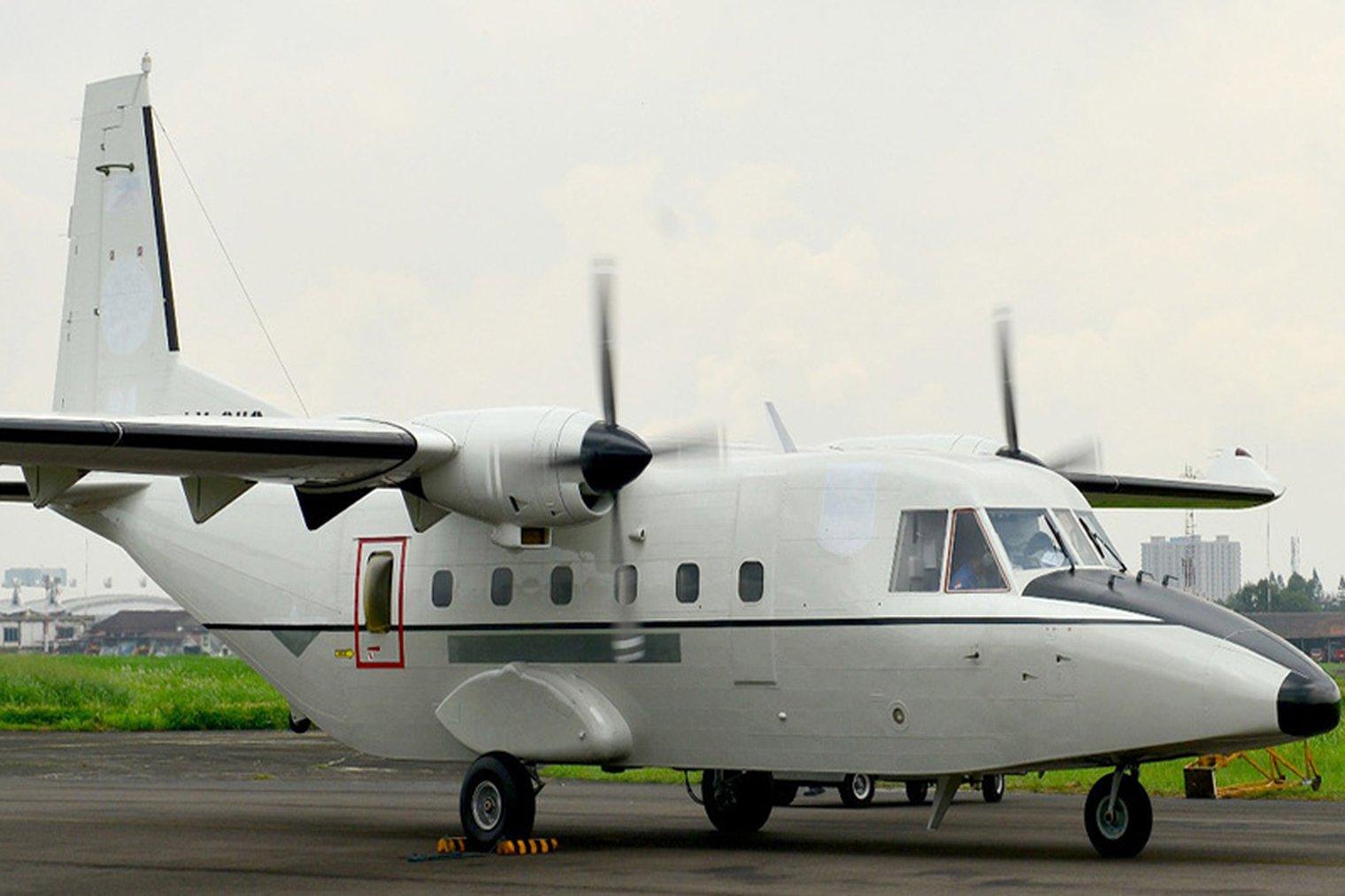 Indonesian Air Force awaits NC212i aircraft