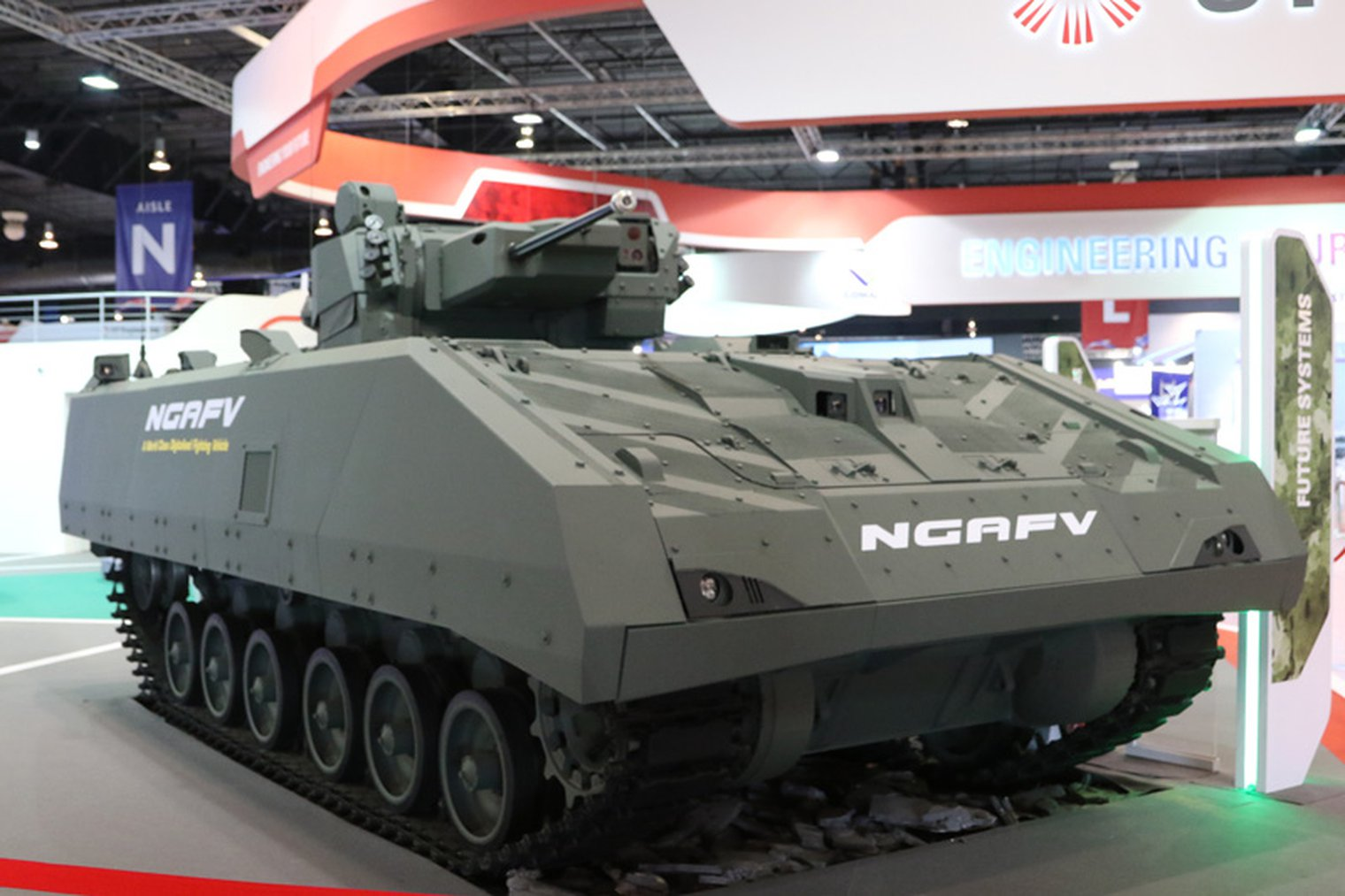 Singapore Airshow 2018 Ngafv To Reach Singapore Army Next