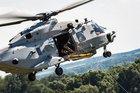 NH90 Sea Lion demo for German Navy