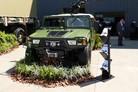 AAD 2012: NORINCO Light Strike Vehicle makes international debut